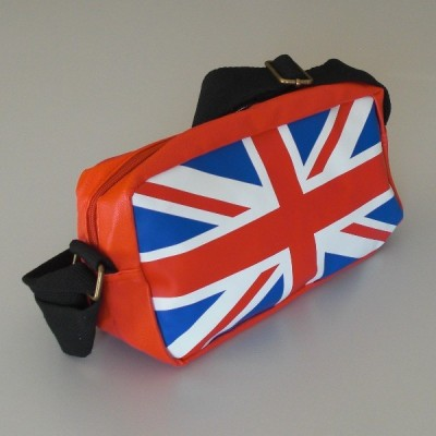 Un sac bandoulière modèle horizontal drapeau Anglais Union Jack 9e07b1c9062