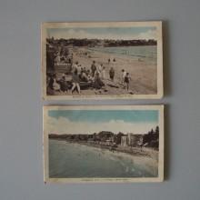 Ancienne carte postale Lot de 2 ARGRA édition PLUET