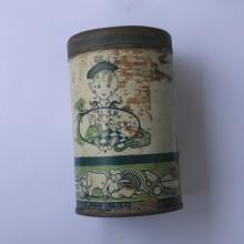 Boite chocolat au lait ELESCA de 1920