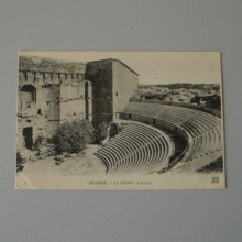 CPA ORANGE Le théâtre antique de VND JHOT