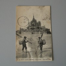CPA Le Mont Saint Michel - Levy Neurdein 19 de 1928