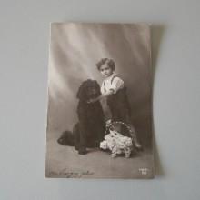 CPA 11e Bougez plus - JK 152 de 1900