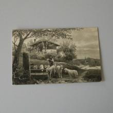 CPA noir et blanc - H.H.i.W. Serie 1007 de 1900