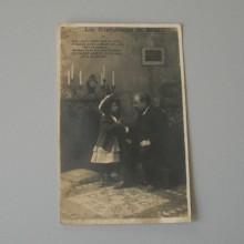 CPA Les confidences de Bébé - GH de 1900