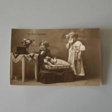 CPA Le bon docteur - FZ ou ZF 7052 de 1900