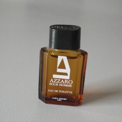 Miniature Eau De Toilette Azzaro Pour Homme De Azzaro Flacon De 7 Ml