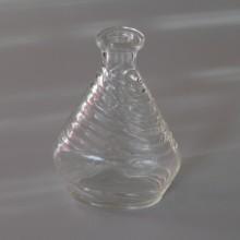Carafe en verre avec bouchon cristal