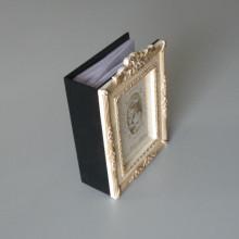 Cadre et album 80 photo de 10 x 15 cm - NEUF