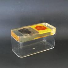 Boite a thé acrylique plexiglas LIPTON