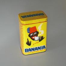 Ancienne Boite de BANANIA